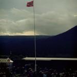 Stormflagg Oppdal