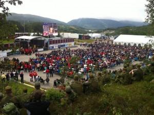 Landskytterstevnet 2011